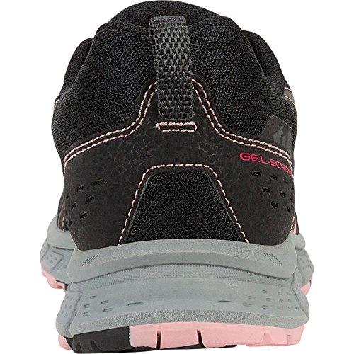 Pictures of ASICS Women's Gel-Scram 4 Running Shoe 1012A039 black 3