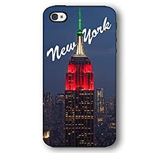 New York City Empire State Building Evening Night Dusk Diy For SamSung Galaxy S6 Case Cover Armor Phone Case
