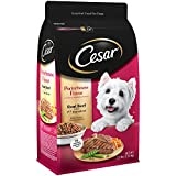 Cesar Porterhouse Flavor With Spring Vegetables Dry Small Breed Dog Food 2.7 Pounds