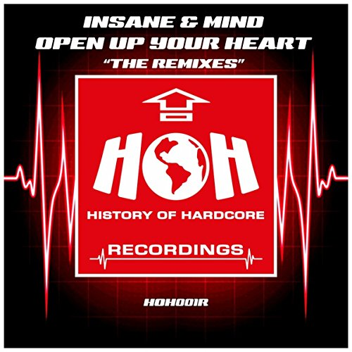 Open Up Your Heart 'The Remixes' ()