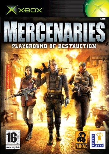 Mercenaries - Playground of Destruction: Amazon.es: Videojuegos