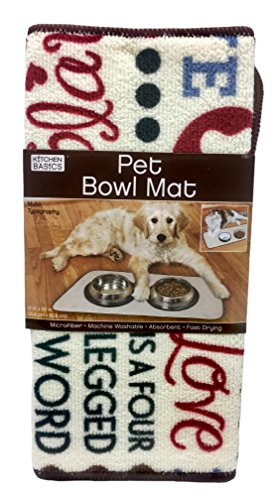 Kitchen Basics Pet Bowl
