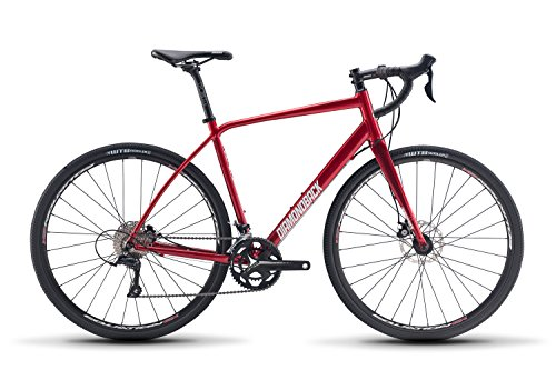 Diamondback Bicycles Haanjo 3 Gravel Adventure Road Bike, 56cm Frame,...