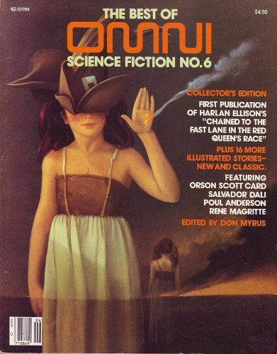 The Best of Omni Science Fiction No.