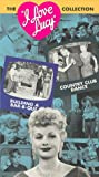I Love Lucy - Building a Bar-B-Que & Country Club Dance [VHS]