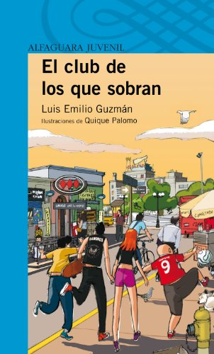 Amazon.com: El club de los que sobran (Spanish Edition ...
