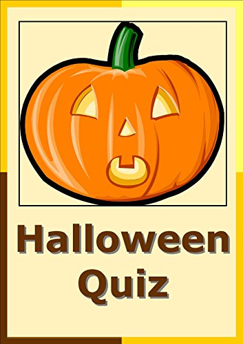 Halloween Quiz Themed Quiz Questions for Your Halloween Pub Quiz or Party -