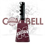 Oversized M State Logo Cowbell