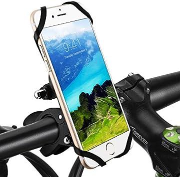 Soporte Bicicleta Magnética Universales de Móvil y Cámara ...