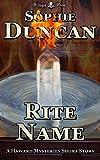 Rite Name (The Haward Mysteries Book 4)