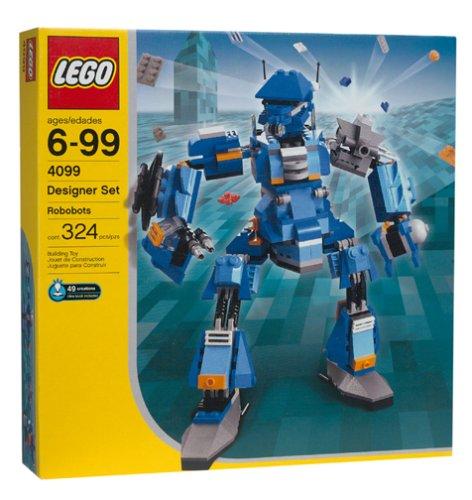 LEGO Designer Sets: Robobots