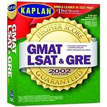 Kaplan GMAT/LSAT/GRE Deluxe 2002