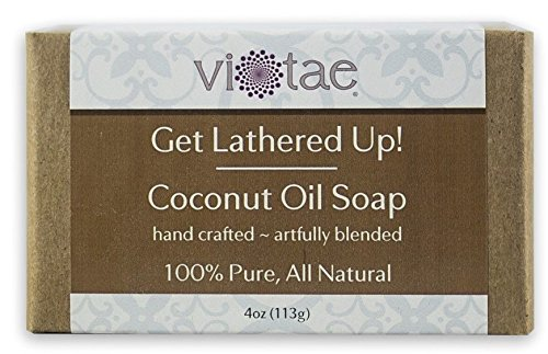 100 % Pure Body Scrub Organic Virgin Coconut - 3