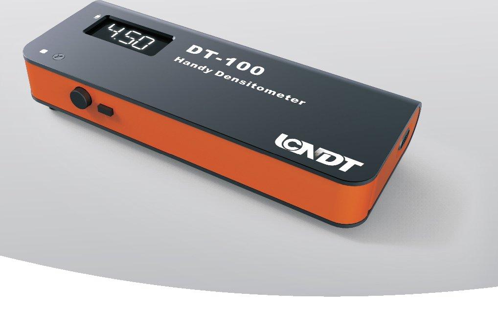 DT-100 NDT Portable Digital Densitometer Densimeter 0.00-4.50 D