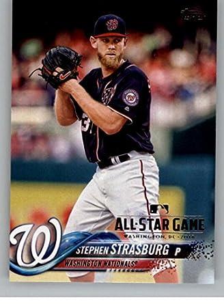2fb62830a37 2018 Topps All-Star Edition  233 Stephen Strasburg Washington Nationals