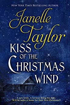 Kiss of The Christmas Wind by [Taylor, Janelle Janelle]