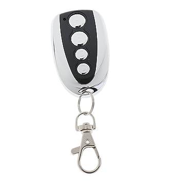 Universal Auto Garagentor Handsender Duplizierer Fernbedienung 4-Kanal 433MHZ