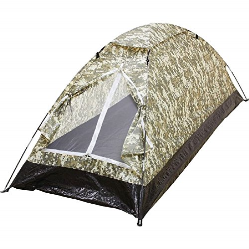 Maxam™ Digital Camouflage Extra-Long 1-Person (Digital Tent)