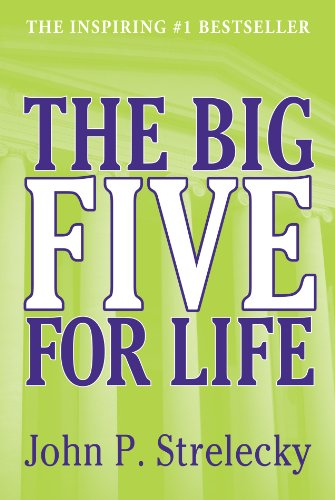 The Big Five For Life   2012 Edition