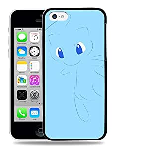 Diy iphone 5 5s case Designs Pokemon Mew Protective Snap-on Hard Back Case Cover for Apple iPhone 5 5S