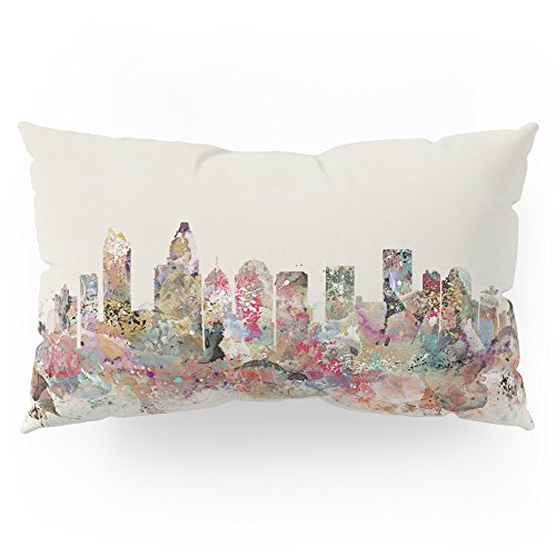 Society6 Charlotte North Carolina Pillow Sham King (20
