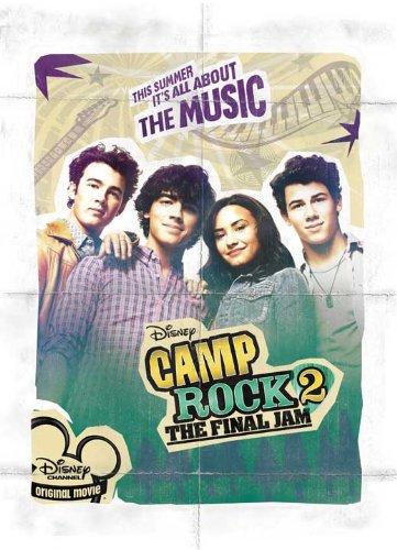 - Camp Rock: The Final Jam Poster TV B (27 x 40 Inches - 69cm x 102cm) Demi Lovato Joe Jonas Nick Jonas Alyson Stoner Maria Canals-Barrera Kevin Jonas