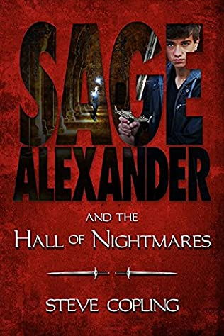 book cover of Sage Alexander and the Hall of Nightmares