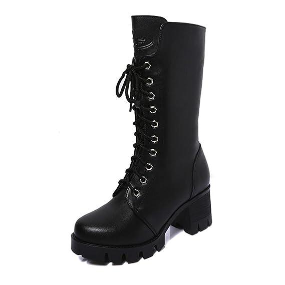 Bottes D'hiver Femmes Bottes Noires Glissent Des Pièces L1YGpxcRe