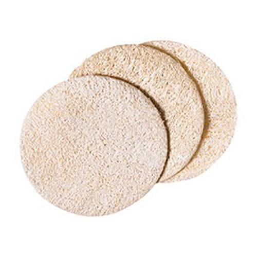 Loofah Complexion Pads (3 Pads) (Therapeutics Loofah Scrub Earth)