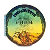 Pavilion Gift Company 112 Pages Toots Gift Book, 10-Inch, A World of Cheese Lifestyle
