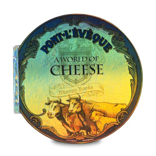 Pavilion Gift Company 112 Pages Toots Gift Book, 10-Inch, A World of Cheese Lifestyle]()