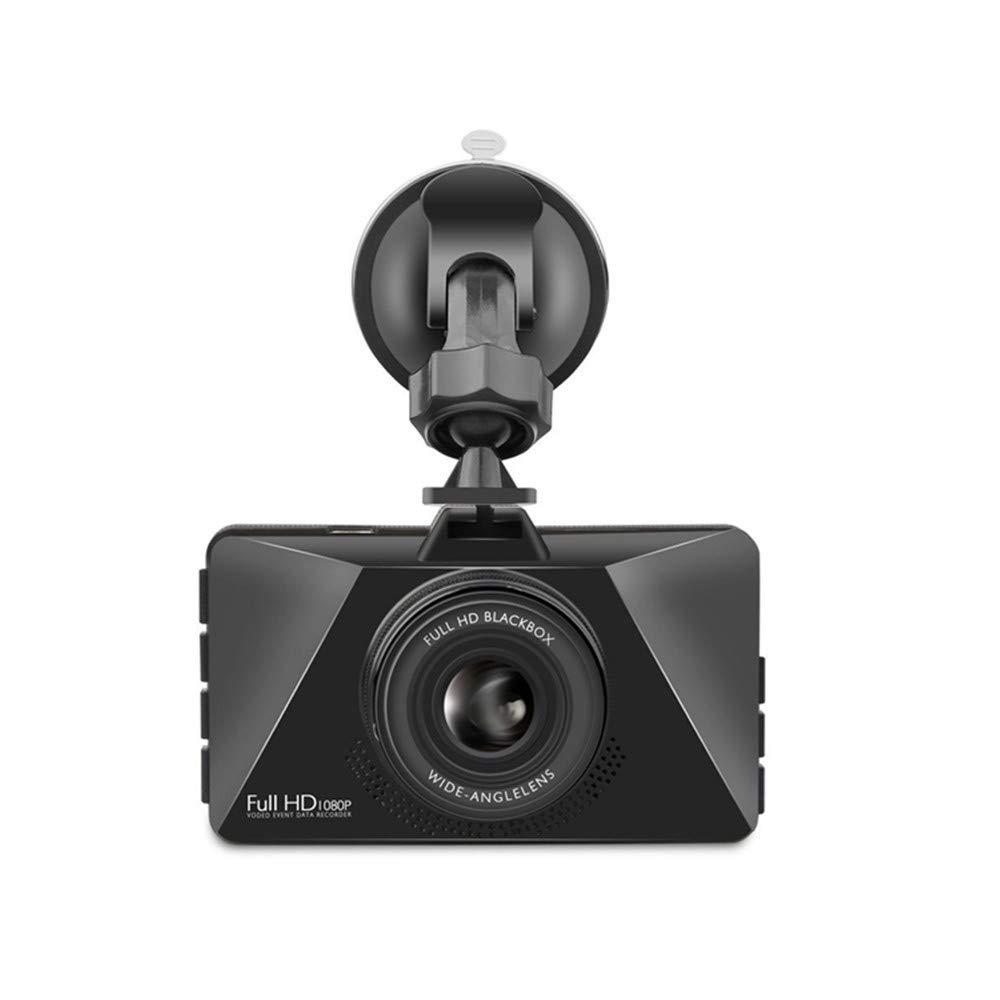 Car DVR Video Recorder,MeiLiio 3 inch LCD Car DVR Camera Mirror 1080P Full HD Dash Video Recorder 24-Hours Parking Monitoring Recorder G-Sensor Dash Camera for Car