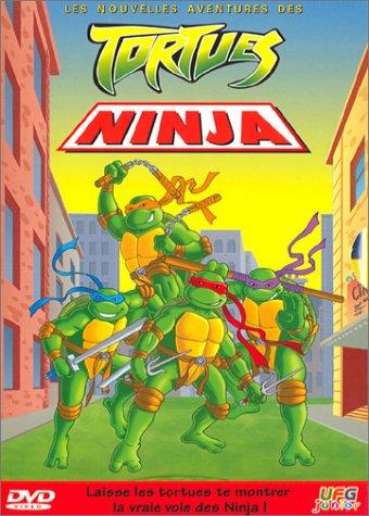 Amazon.com: Coffret Tortues Ninja 3 DVD : LEnfer est dans ...