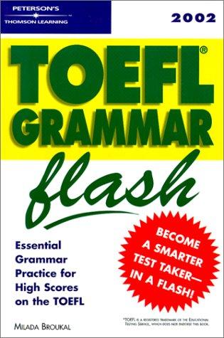 TOEFL Grammar Flash 2002