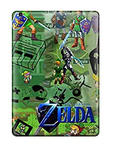 Tpu Case For Ipad Air With The Legend Of Zelda Adventure 6021241K80448095
