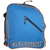 71ae392e7a Element Equipment Boot Bag Deluxe Snowboard Ski Backpack Navy Brown ...