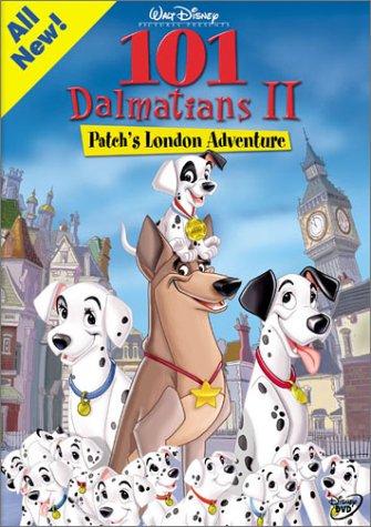 101 Dalmatians II - Patch's London Adventure