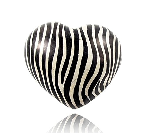 maisha-hand-carved-fair-trade-african-soapstone-hearts-medium-zebra-print