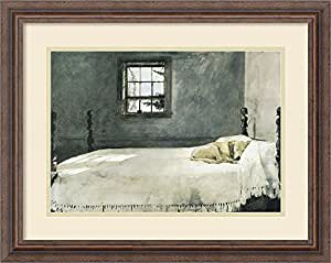 andrew wyeth master bedroom print framed amanti andrew wyeth master bedroom framed 20215
