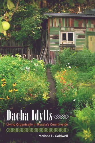 Dacha Idylls: Living Organically in Russia's Countryside by Melissa L. Caldwell (2010-10-28)