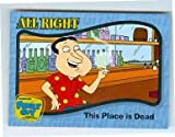 Glenn Quagmire trading card 2005 Family Guy #71 All Right