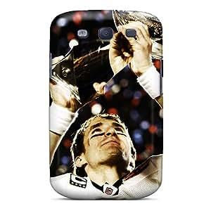 Unique Design Galaxy S3 Durable Tpu Case Cover New Orleans Saints