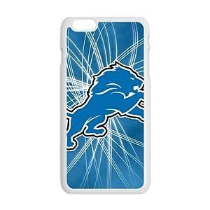 Cool-Benz Detroit Lions Phone case for iPhone 6 plus