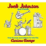 FLIPSIDE JACK JOHNSON CURIOUS GEORGE (Set of 3)