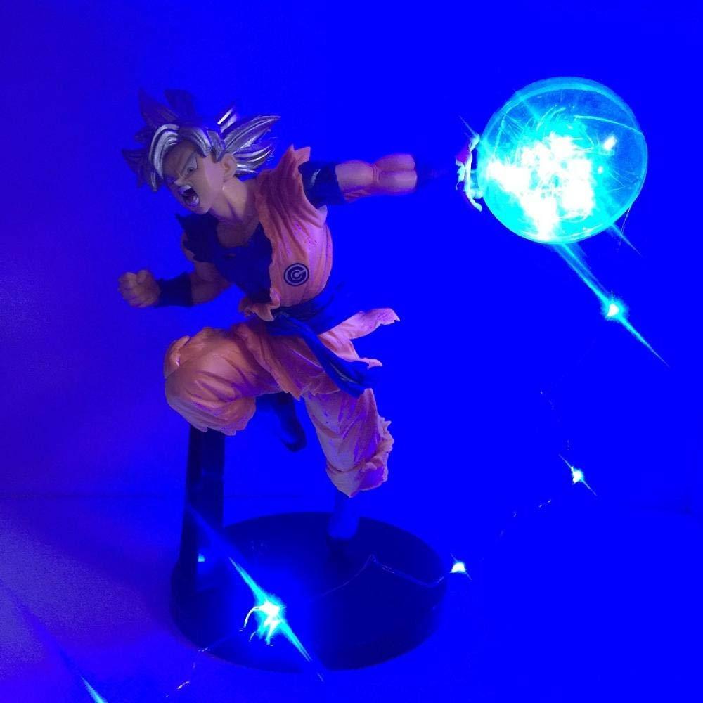 Anime Dragon Ball Z Son Goku LED Stars Crystal /& Dragon Shenlong Led Light Lamp