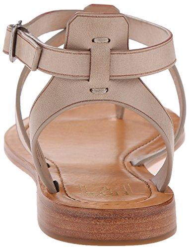 Sandalo T-strap Sandal Cemento Frye Da Donna 72573