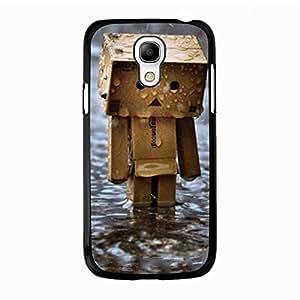 Samsung Galaxy s4 i9500 Hard Plastic Case Cover,Personal Exclusive Rain Mobile Phone Case for Men with Rain Design
