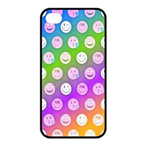 Customized Love Pink Rubber Protector Snap On Cover Case for iphone 5c TPU