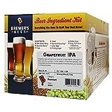 5 gallon ipa beer kit - Brewer's Best COMINHKPR99935 Home Brew Beer Ingredient Kit, 5 gal (Grapefruit IPA)