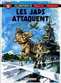 Buck Danny, tome 1 : Les japs attaquent par Charlier